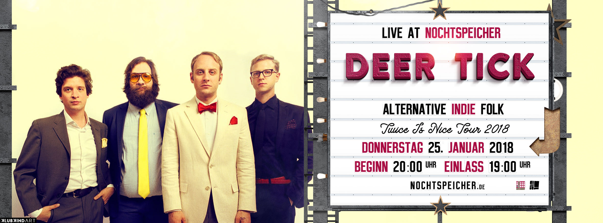 DEER TICK (USA)