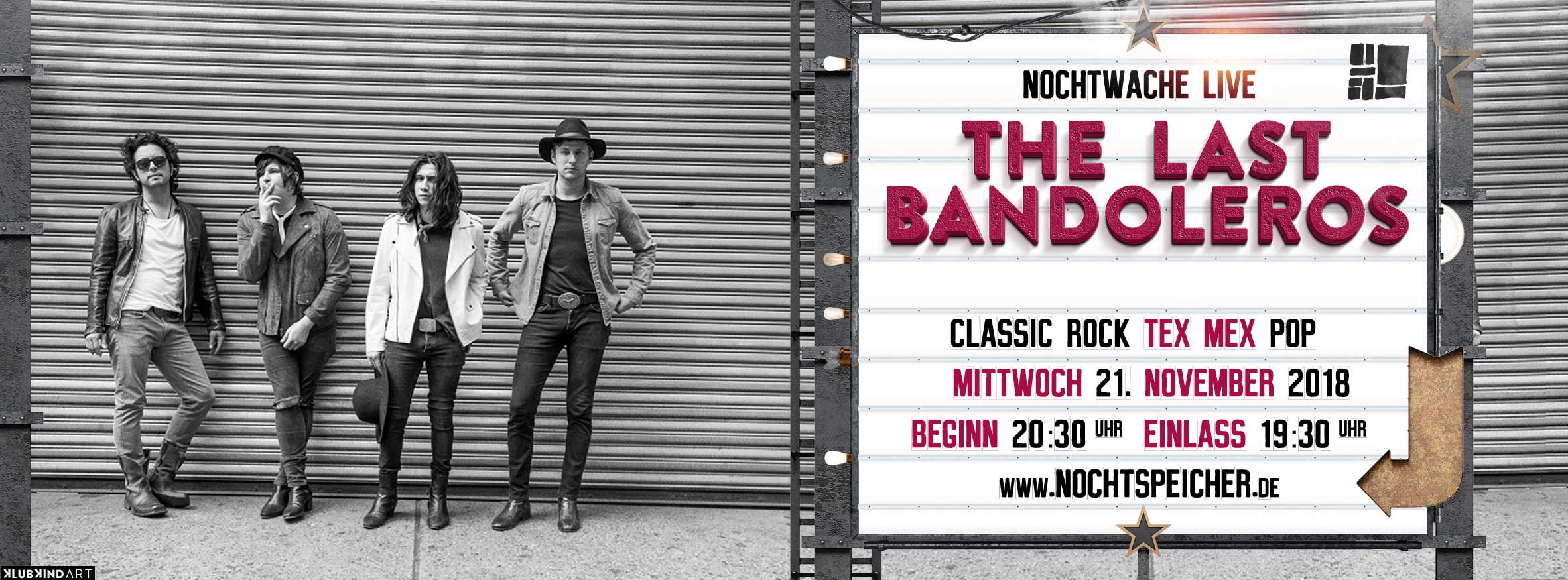 THE LAST BANDOLEROS (USA)