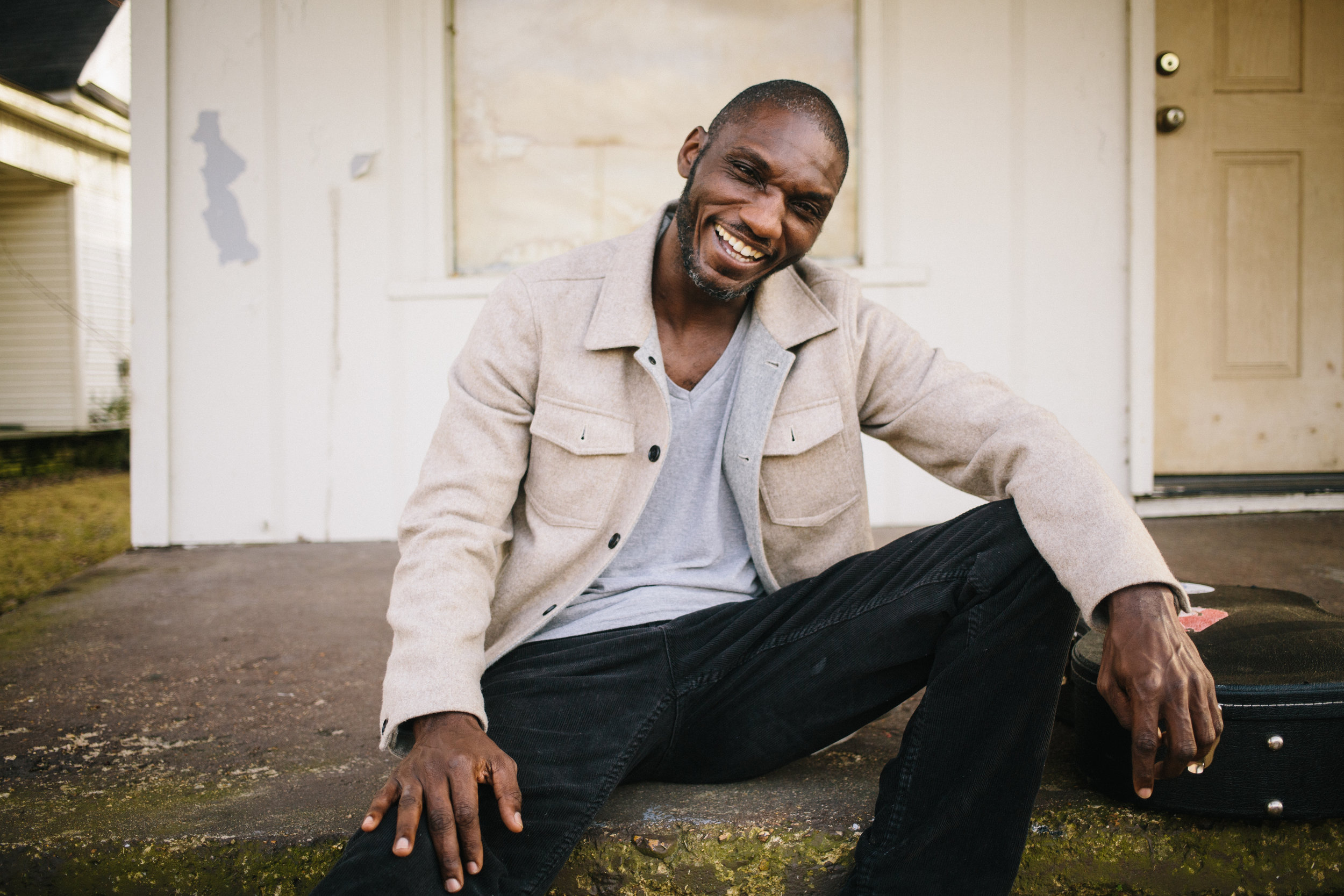 CEDRIC BURNSIDE (USA)